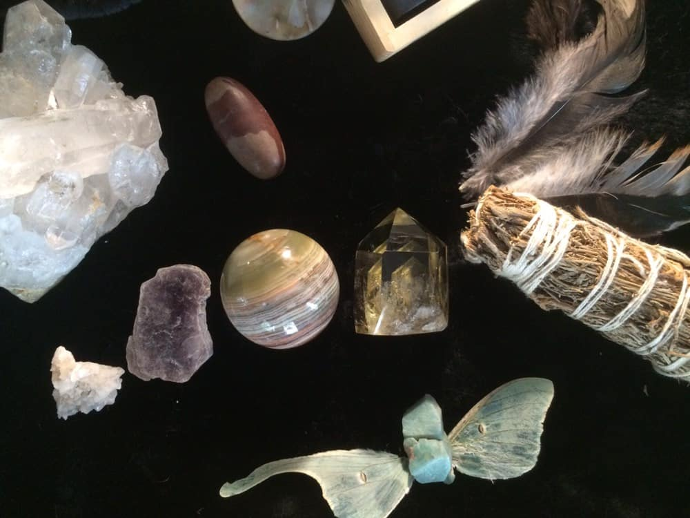 keven craft rituals astrophyllite wizard stone the house of twigs