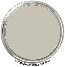 Sherwin Williams Collonade Gray