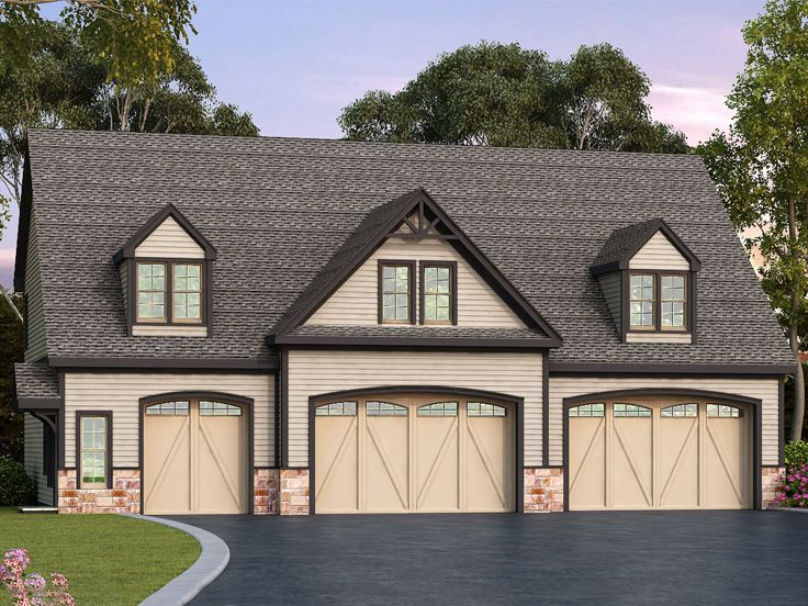 Carriage House With Office Space