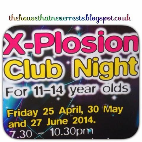 X-plosion club night