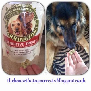 Harringtons pet treats