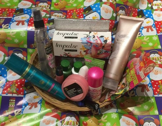 Unique gift hamper