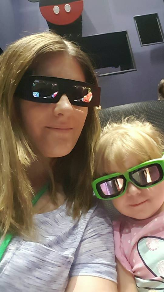 Finding Dory Movie 3D