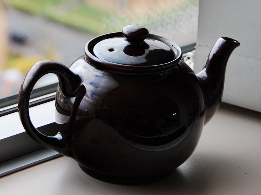 Back to the Teapot