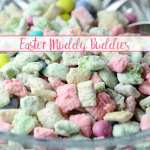 Easter Muddy Buddies Aka Easter Puppy Chow