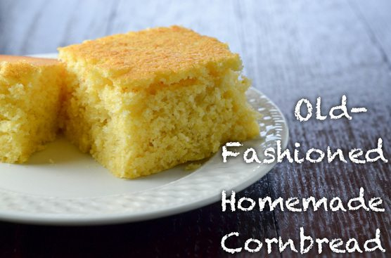 Tested out multiple recipes and found the perfect old-fashioned, homemade cornbread.