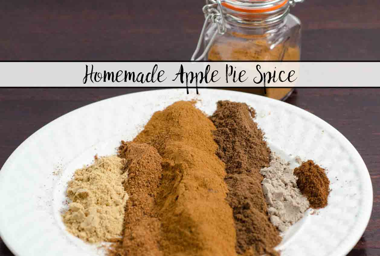 Stop Buying, Start Making: Homemade Apple Pie Spice