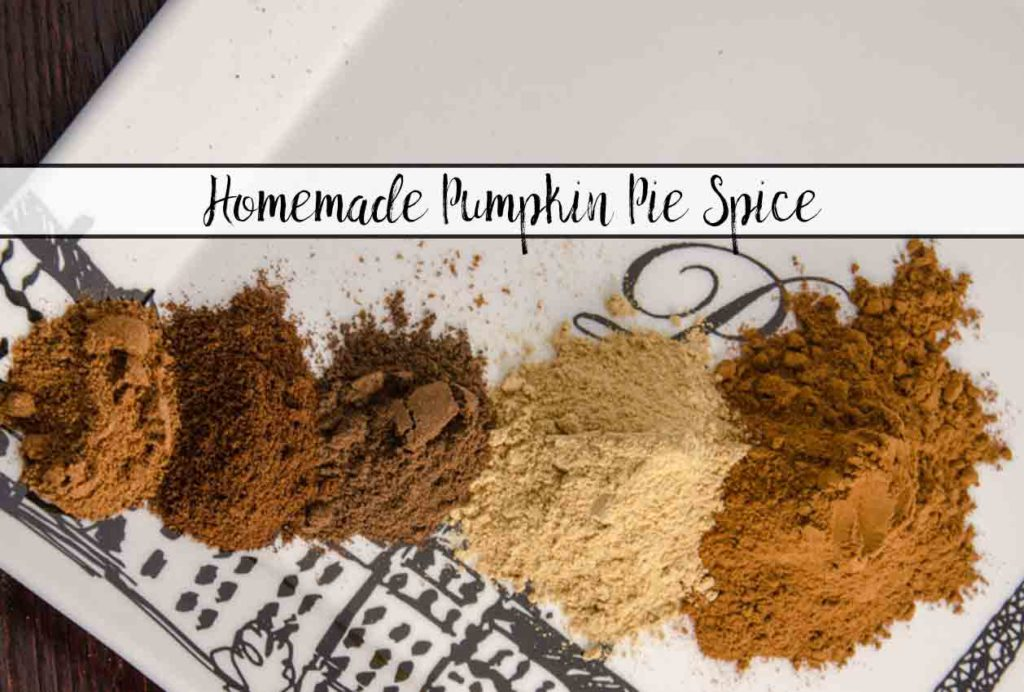Homemade Pumpkin Pie Spice recipe. Tastes better than store-bought; cheaper and easy. You'll never buy store stuff again! And ways to use it.