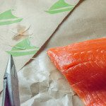 How to remove pin bones from salmon