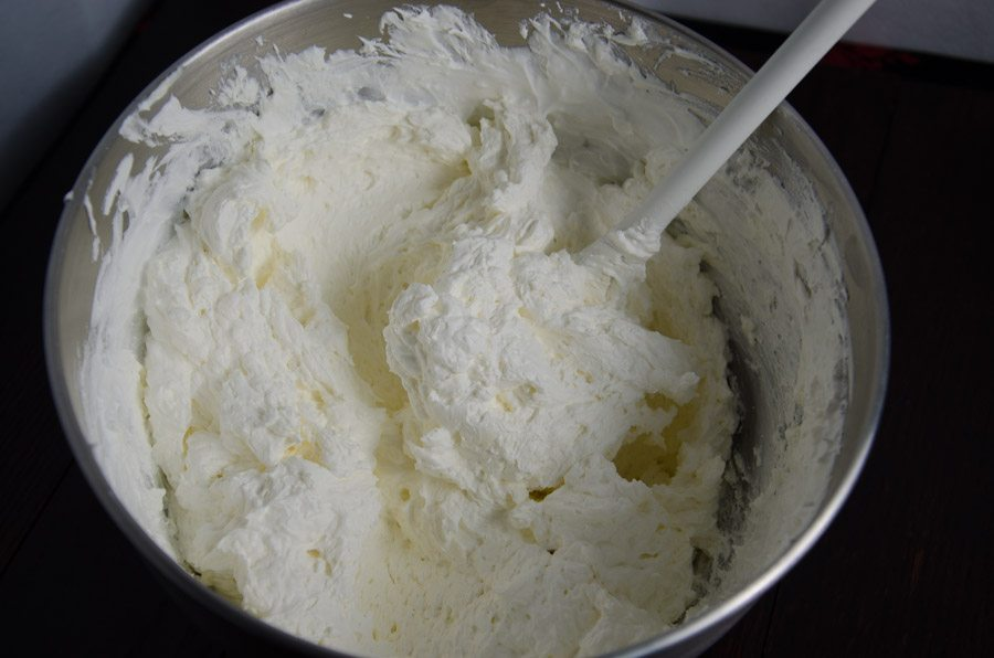 Stir in Cool Whip until well-mixed.