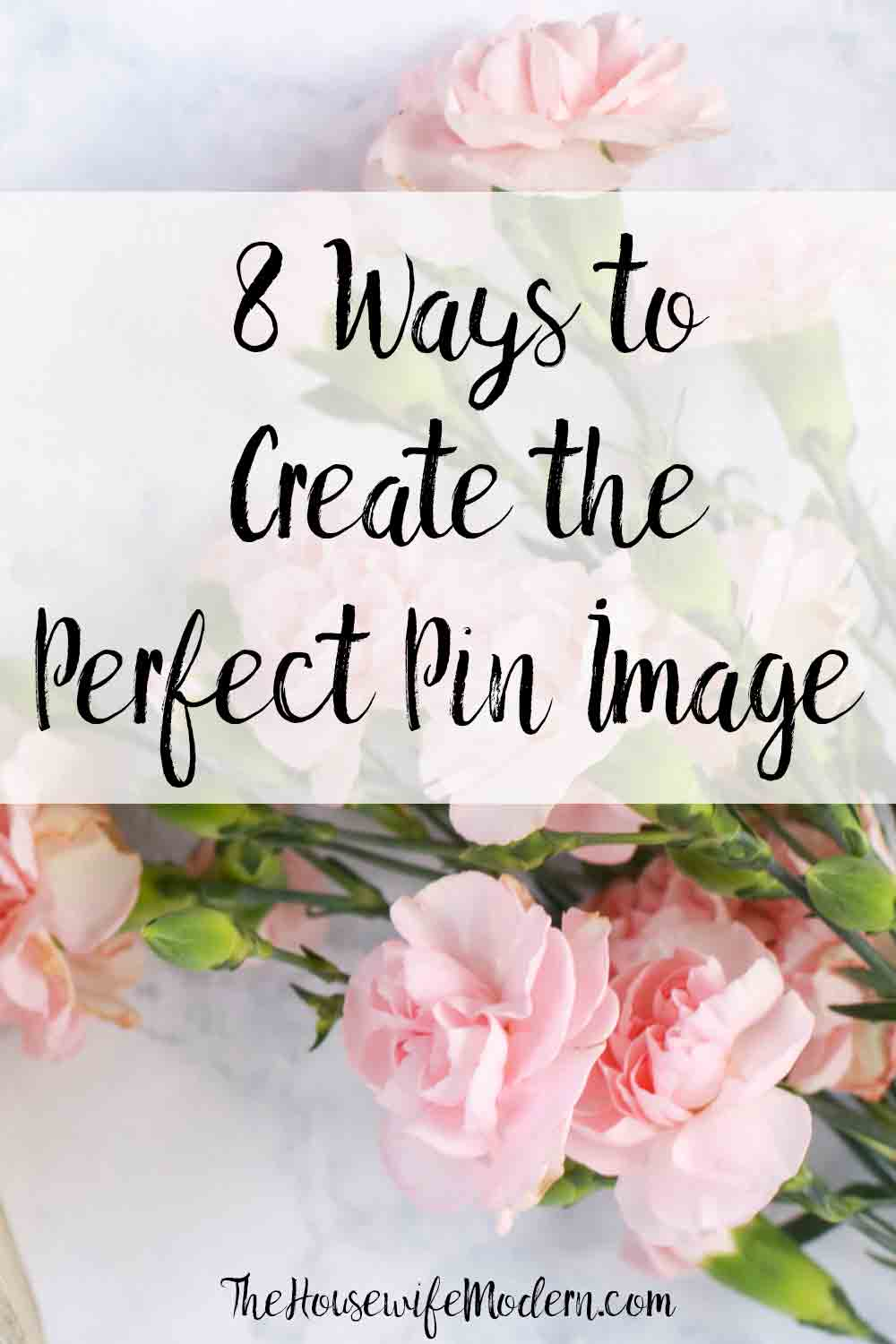 8 Ways to Create Perfect Pin Images. Ever wonder exactly what creates perfect pin images that actually result in clicks and saves? Here's the answer.