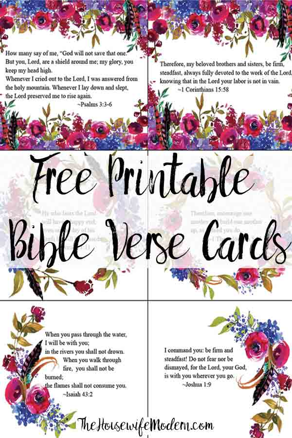 picture regarding Free Printable Bible Verses known as Totally free Printable Bible Verse Playing cards for Each time Your self Require Encouragement