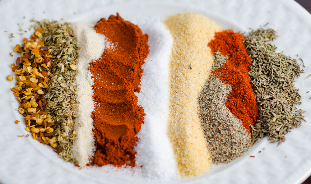 Homemade Cajun Seasoning. Super flavorful. Trust me...you will NEVER buy store-bought again. Plus ideas for where to use Cajun Seasoning.