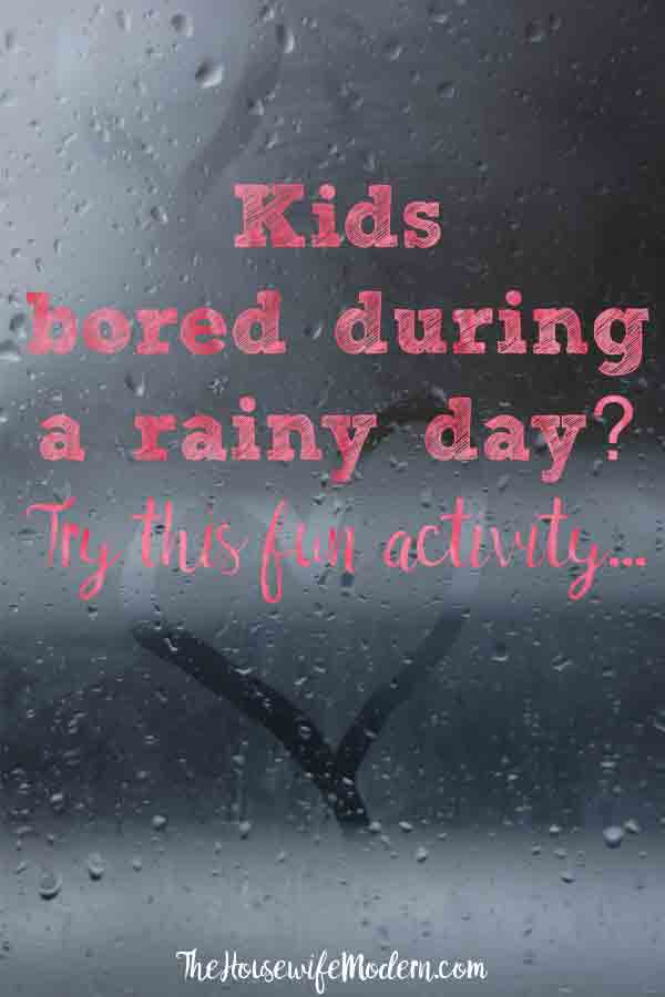 Beat Boredom on a Rainy Day by Making Books! Rainy day kids activity. Ideas on creating a homemade book and how to put it together. #kid #kidsactivity #rainydayactivity