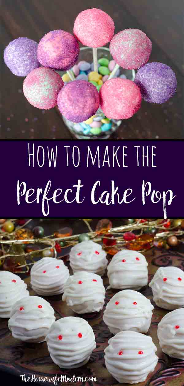 How to make perfect cake pops. All the little tips and tricks you need to know. After extensive testing, I have developed the perfect cake pop. #cakepop #cakebite #howto