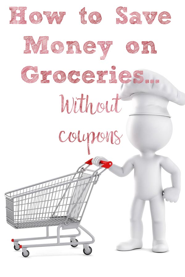 How to Save Money on Groceries Even if You Hate Coupons. Tips, tricks, and FREE GROCERY PRINTABLES to help you save money on groceries. #save #savings #savemoney #groceries #free #printable #freegroceryprintable #freeprintable