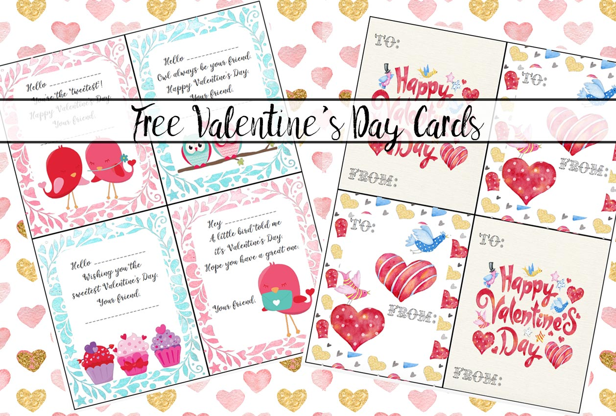 graphic relating to Printable Valentines Day Cards for Kids known as Totally free Printable Valentines Working day Playing cards for Children