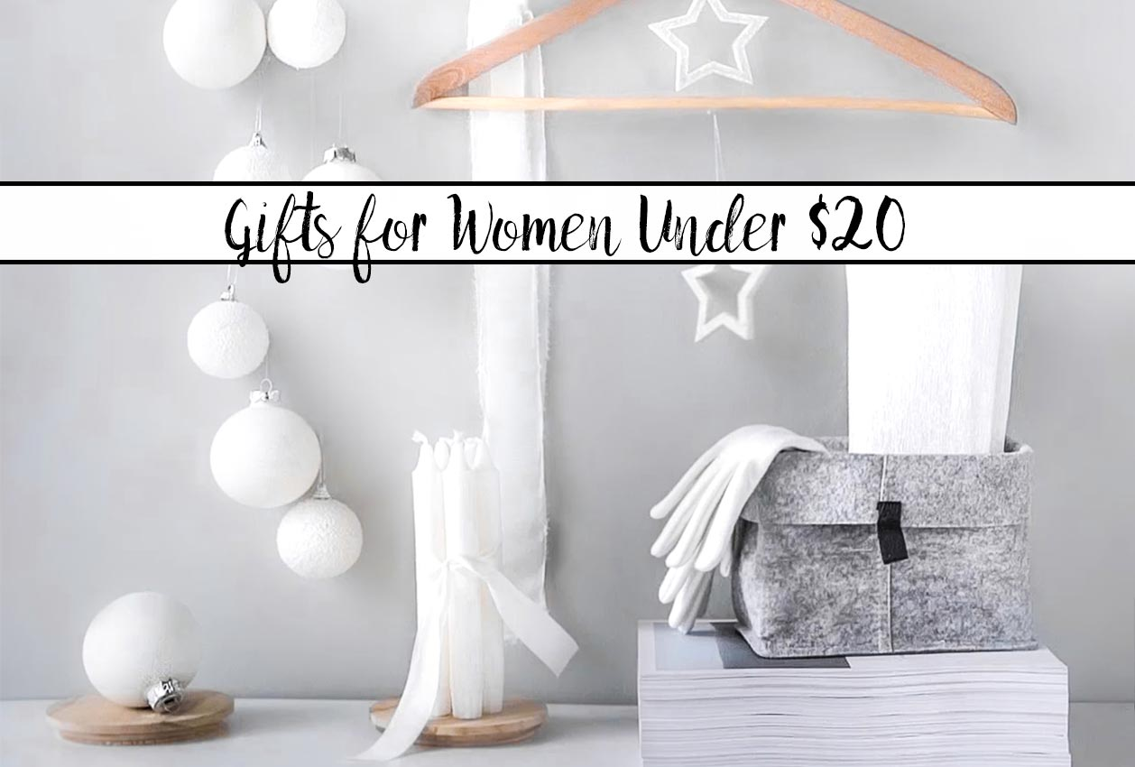 40 Amazing Gifts for Women Under $20