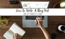 The Ultimate Guide on How to Write an Awesome Blog Post. Everything you need on how to write a blog post that readers will love, share, and rave about.