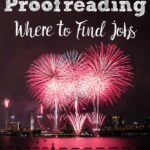 How to Become a Proofreader. Interviews with real freelance proofreaders, spilling how much they make and where the jobs are. #freelance #proofreader #freelanceproofreader #proofreadingjobs