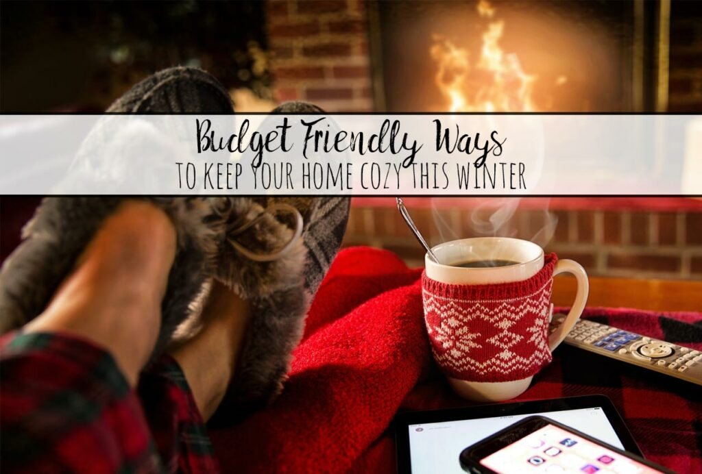 Featured image for budget-friendly ways to keep house warm.