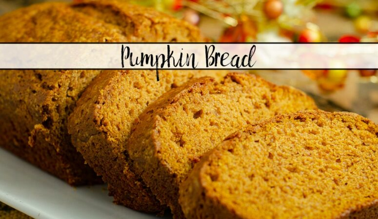 Pumpkin Bread: Moist, Easy, & Better than Starbucks