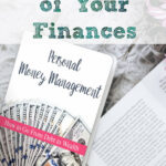 Pin image for Personal Money Management. Cover mockup with text overlay.