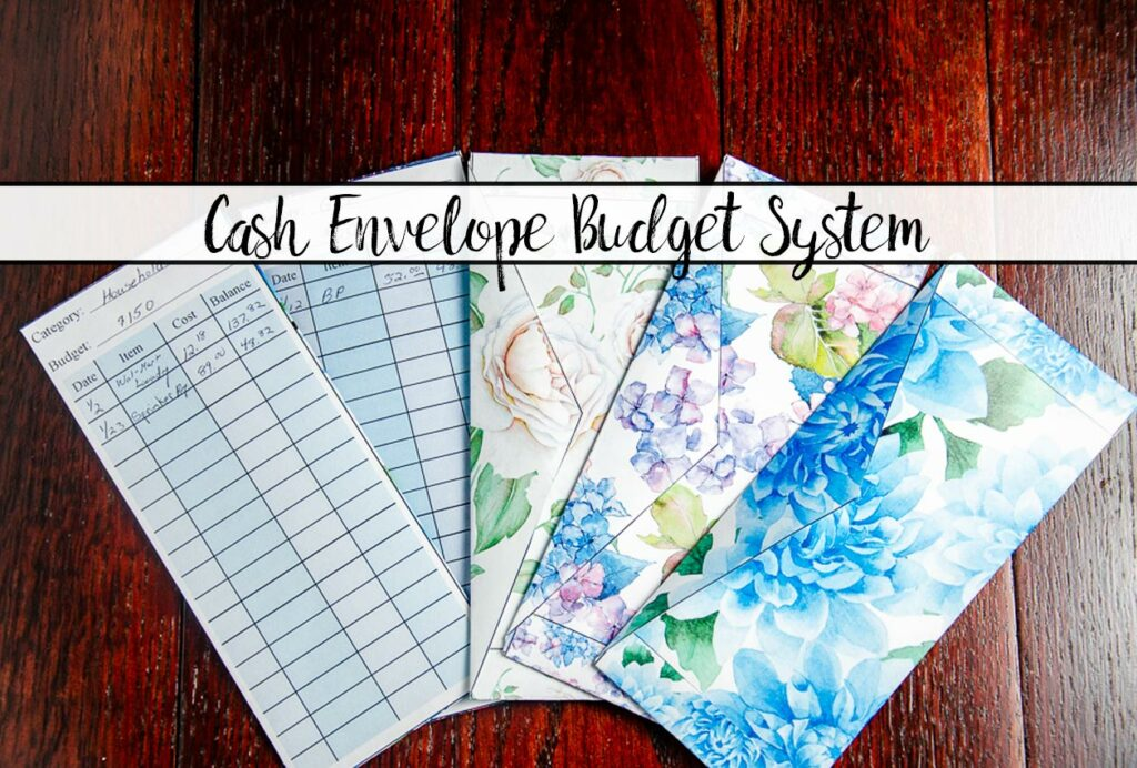 Ultimate Guide to the Cash Envelope Budget {free printable}