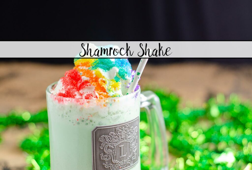 Easy Shamrock Shake Recipe: Perfect for St. Patrick's Day