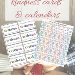 Random Acts of Kindness. 150+ kindness ideas. Free printable calendars, cards, random acts of kindness for kids, for work, & more.