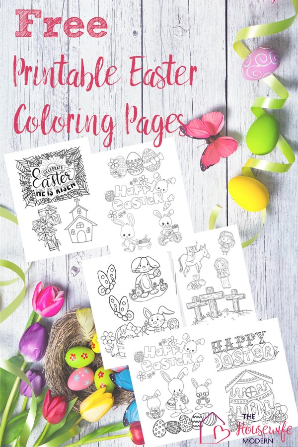 Free printable Easter coloring pages. Brighten up your Easter and let your kids have some fun with these Easter coloring sheets.