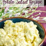 Pin image for Best Classic Potato Salad
