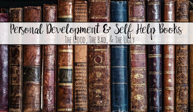 Reviews of Recommended Personal Development and Self Help Books