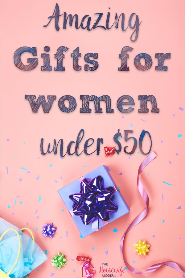 Pin image for featured gifts for women under