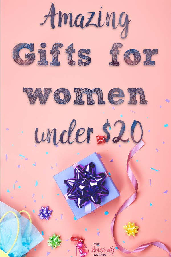 pin image for gifts for women under
