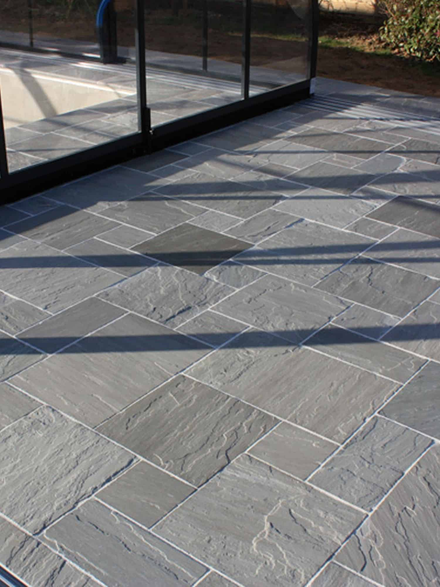Slate Patio Slabs