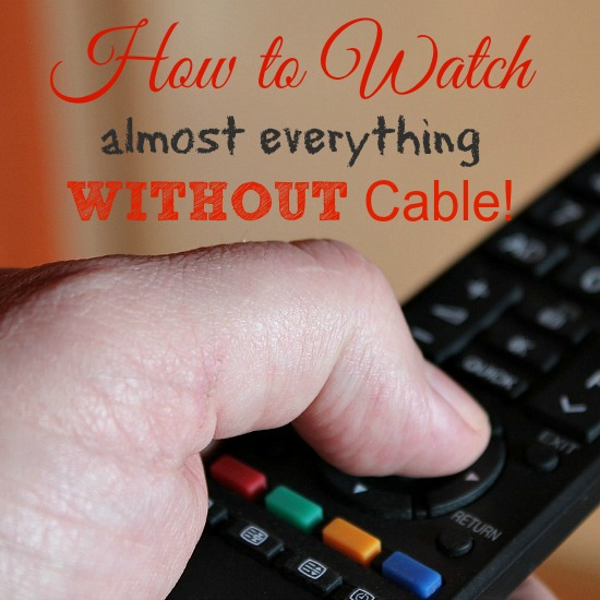 How to Watch Sports Without Cable & Almost Anything Else You Want by The How-To Guru