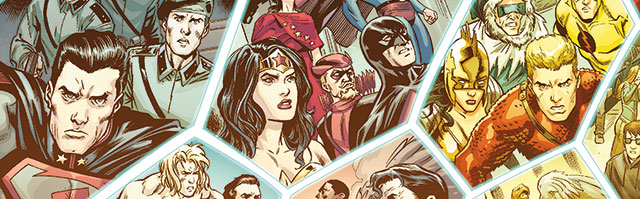 """DC Comic's """"Convergence"""" Re-Converged!"""