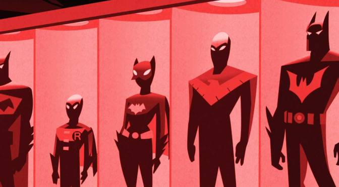FlashBack • DC Animated BATMAN BEYOND