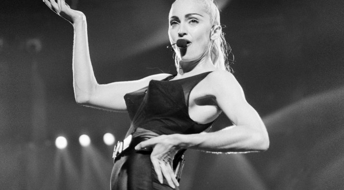 Madonna :: Her Live Ambition (Part 1)