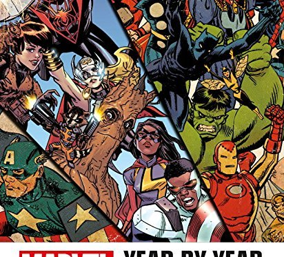 MARVEL :: Year For Year