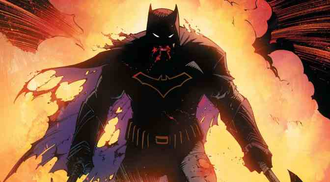 DC Comics :: A DARK NIGHTS Rising!