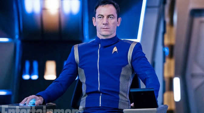 Star Trek: Discovery first look at Jason Isaacs as Captain Lorca