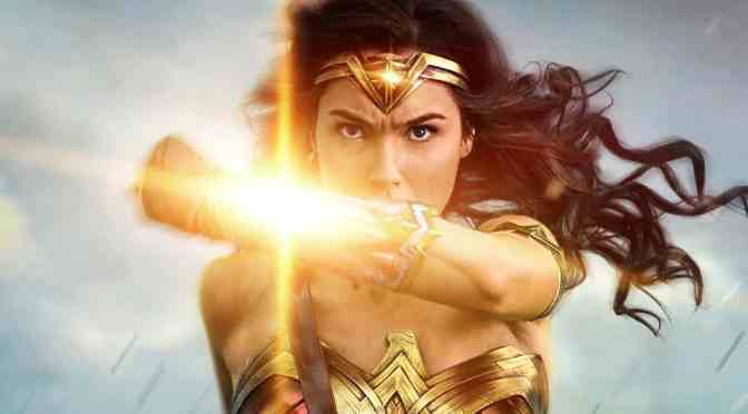 iReview :: WONDER WOMAN