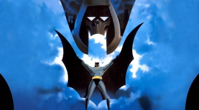 iReview ◦ BATMAN: Mask of the Phantasm in Hi-Def!
