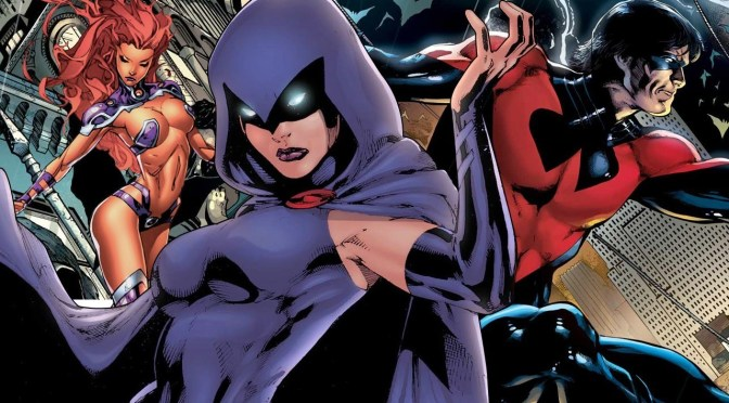 A Villain takes form for the TITANS new live-action series! | DC Comics News