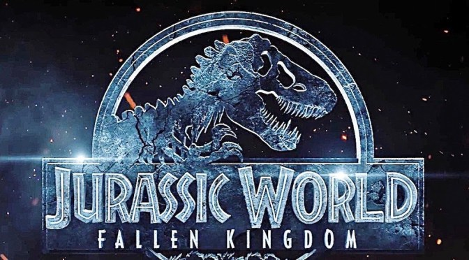 Trailer | JURASSIC WORLD: Fallen Kingdom