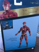The box card back depicts John Wesley Shipp as he appeared in the series.