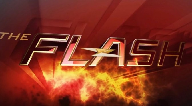 "TuneIN | THE FLASH ""Enter Flashtime"""