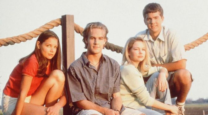 CoverToCover | EW's DAWSON'S CREEK Reunion Sinks Expectations